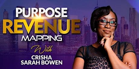 Purpose Revenue Mapping Mastermind tickets