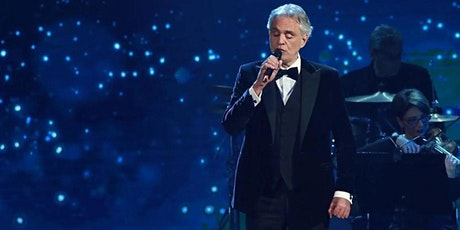Beyond the Opera -  3 nights in Rome with Andrea Bocelli concert  biglietti