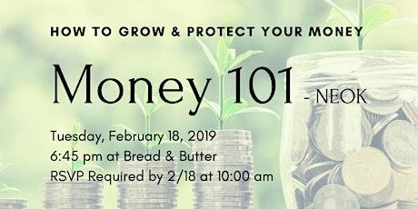 Money 101 - NEOK Tulsa tickets