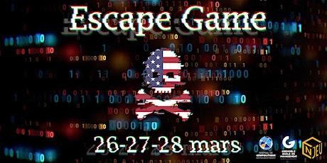 Escape Game du Festival de Géopolitique de Grenoble billets