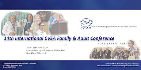 14th International CVSA Family & Adult Conference tickets