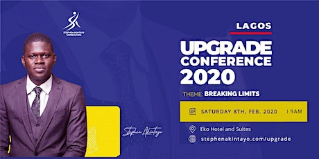 Upgrade Conference Lagos tickets
