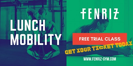 Lunch Mobility - Free Trial Class Tickets