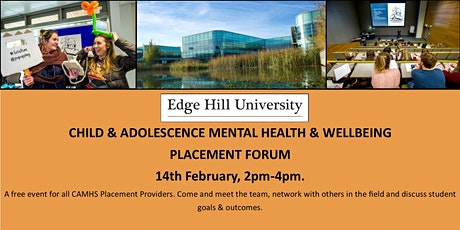 CAMHS PLACEMENT FORUM tickets