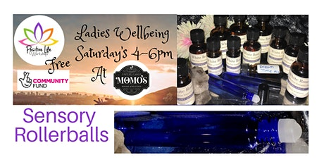 Ladies Wellbeing - Sensory Rollerballs tickets