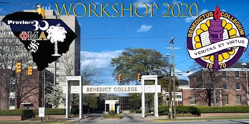 Province 30 Workshop 2020