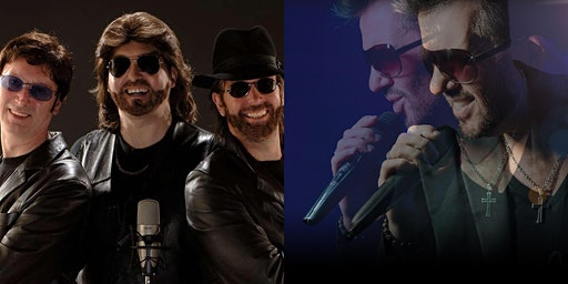 Music By The Lake 2020: UK Bee Gees and George Michael & Wham Live
