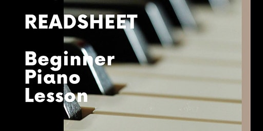 Free beginner piano lesson (Easy method!)