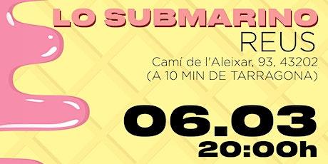 FLASHY ICE CREAM - Lo Submarino (Reus) tickets