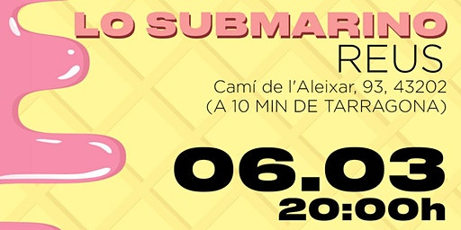 FLASHY ICE CREAM - Lo Submarino (Reus)