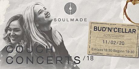 Bud 'n' Cellar CouchConcerts XlX Tickets