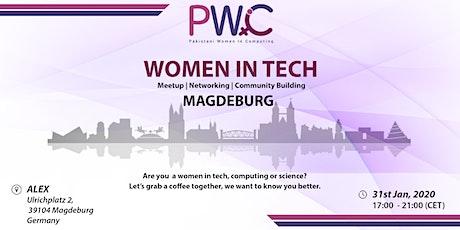 PWiC Magdeburg: Women in Tech Tickets
