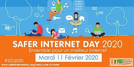 Safer Internet Day 2020 - Cote d'Ivoire billets