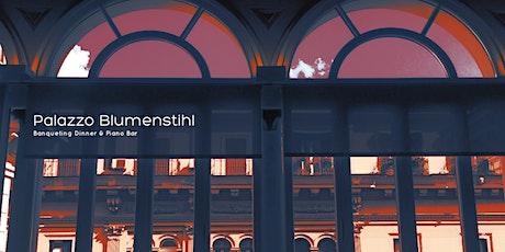 Banqueting Dinner nel Palazzo Ducale Gustavo Blumenstihl! biglietti