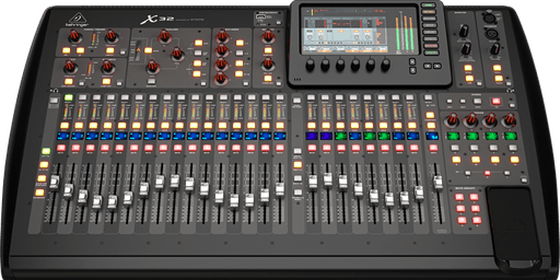 Audio Engineering - Hands On Mischpult (X32/X32 Compact)