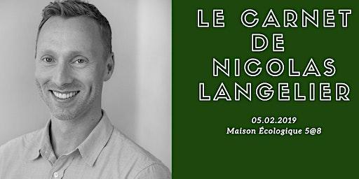 Le carnet de Nicolas Langelier