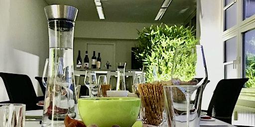 Netzwerkwein Weinverkostung am 30.01.2020 / Innenstadt Leipzig