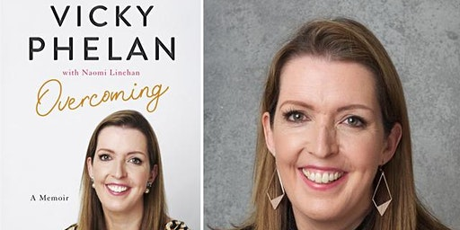 Vicky Phelan in conversation with Maia Dunphy
