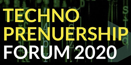 SUTD Technopreneurship Forum 2020 billets