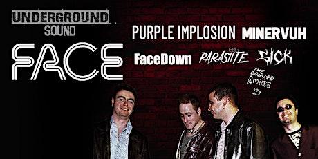 FACE - Underground Sound Presents tickets
