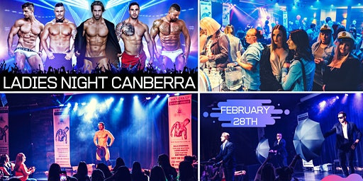 RNB LADIES NIGHT Canberra