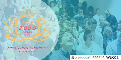 Mindful Entrepreneurship Conference 2020 - Munich tickets