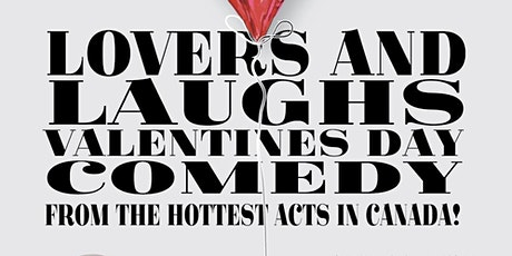 Lovers & Laughs Dinner Date & Comedy Show tickets