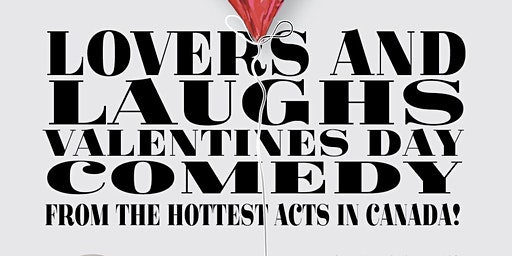 Lovers & Laughs Dinner Date & Comedy Show