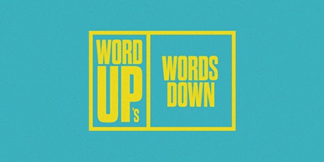 Words Down Workshop: Found Poetry tickets