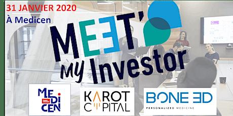 Meet My Investor #8 tickets