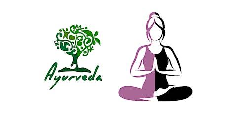 Ayurveda & Oρθοσωμία Yoga tickets