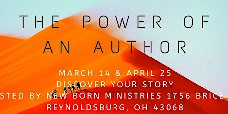 The Power of An Author tickets