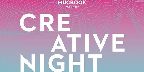 MUCBOOK Creative Night Tickets