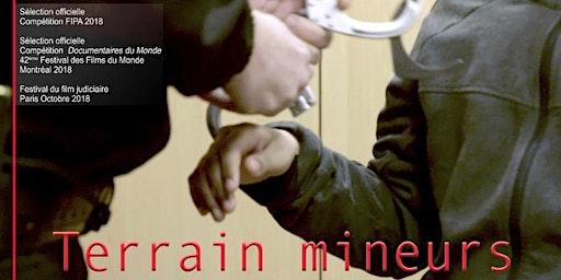 """Projection-débat du film """"Terrain mineurs"""" de P. Muxel et B. de Solliers"""