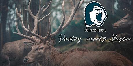 Poetry meets Music|Studio 30 tickets