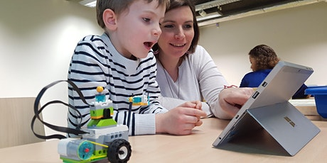 EuraTech'Kids - Atelier Robotique Parents/Enfants (6/8ans) billets
