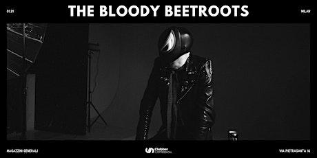 The Bloody Beetroots | Milan biglietti