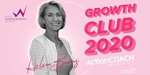 Growth Club 2020 - 90 Day Business Planning Workshop