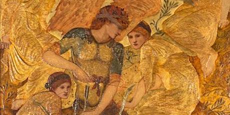 Pre-Raphaelite Gold tickets