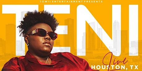 TENI Live In Houston - Towii's All white Birthday DAY Party Jan 26 tickets