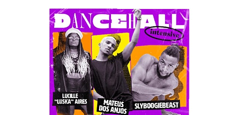 Dancehall Intensive Ireland tickets