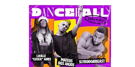 Dancehall Intensive Ireland tickets