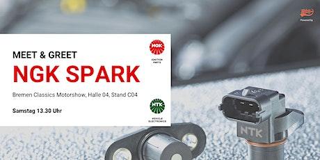 Promotion Event - NGK SPARK PLUG Tickets