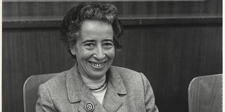 Thinking Itself is Dangerous: Reading Hannah Arendt Now tickets
