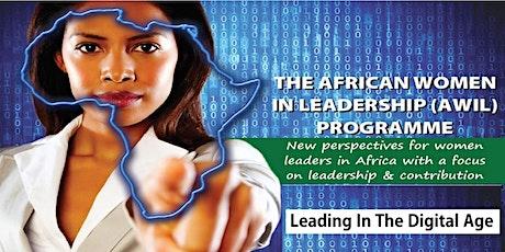 Die afrikanischen Frauen in Führungspositionen - Führend im digitalen Zeitalter tickets