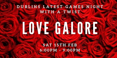 Love Galore - Hosted By The Igbo Youth of Ireland tickets
