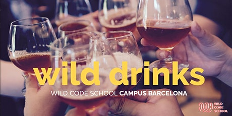 Wild Drinks! Do you want to be(er) a Developer? tickets