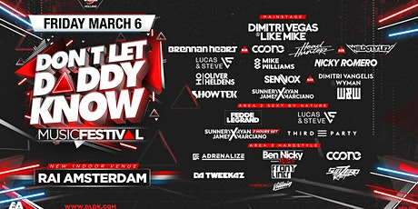 NU.nl - Don't Let Daddy Know - March 6 2020 tickets