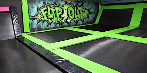 Flipout - Chatham-£8 per person
