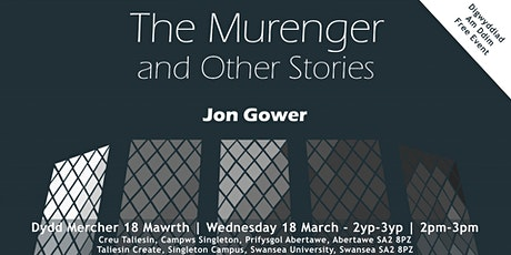 The Murenger and Other Stories - Jon Gower tickets